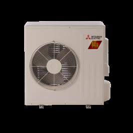 Mitsubishi muz fh18nah heat pump outdoor condenser for Fujitsu mini split fan motor replacement