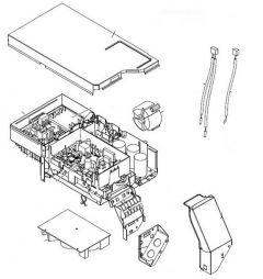 Compressor/Condenser Parts - Fujitsu Replacement Parts - Mini Split