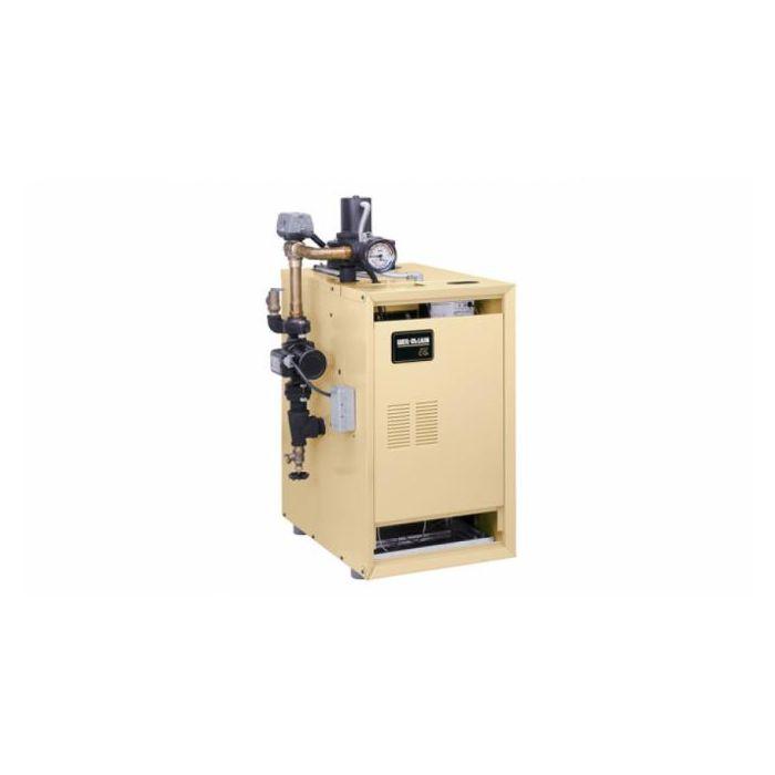 Weil-McLain GV90+4 - 97K BTU - 91.2% AFUE - Hot Water Gas Boiler ...