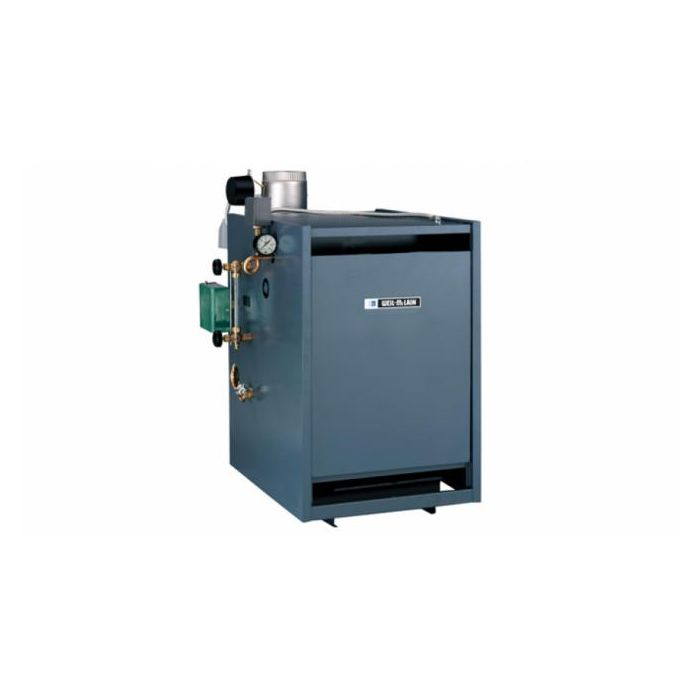 Weil-McLain PEG-35-S-PIDN - 62K BTU - 82.9% AFUE - Steam Gas Boiler ...