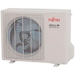 Fujitsu AOU15RLFFH 15,000 BTU Hyper Heating Outdoor Mini Split Condenser