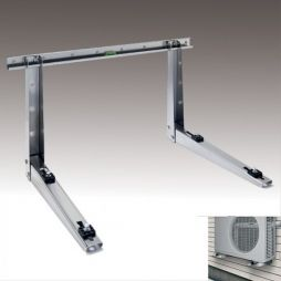 AIRTEC WBB300SS Wall Bracket For Mini Split Outdoor Unit / Condenser Stainless Steel - 300lb.