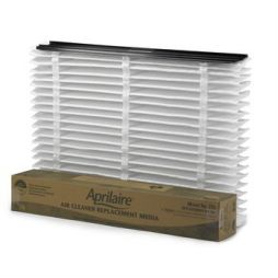 "Aprilaire 20"" H x 25-1/4"" W - Replacement Media Filter - 10 MERV"