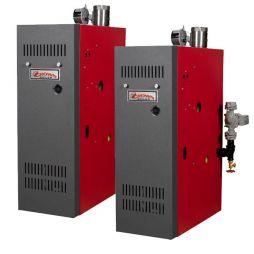 Crown AWR series Cast Iron, Electric Ignition Boiler 38-280,000 BTU