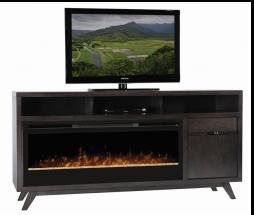 Dimplex Desmond GDS50-971CHM Fireplaces Media Console