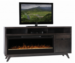 Dimplex Desmond GDS50G5-971CHM Color Linear Fireplaces Media Console