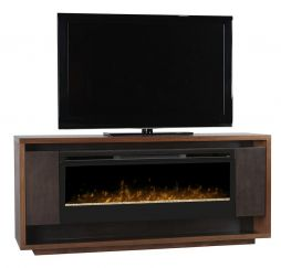Dimplex Maddock GDS50G5-741CM Linear Color Fireplaces Media Console