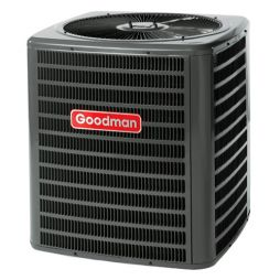 Goodman DSZ160241 2 Ton 16 SEER Heat Pump Condenser 2 Stage Communicating