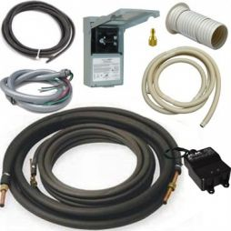 Ductless Mini Split Installation Kit
