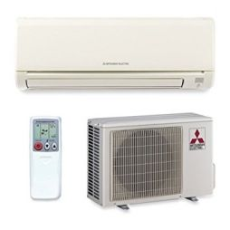 Mitsubishi MY-GL24NA Cooling Only Mini Split System