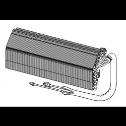 E12-D71-620 Indoor Heat Exchanger (Evaporator Coil)
