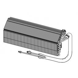 E12-34E-620 Indoor Heat Exchanger (Evaporator Coil)