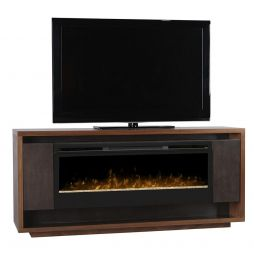 Dimplex Maddock GDS50G5-741CM Linear Color Fireplace Media Console